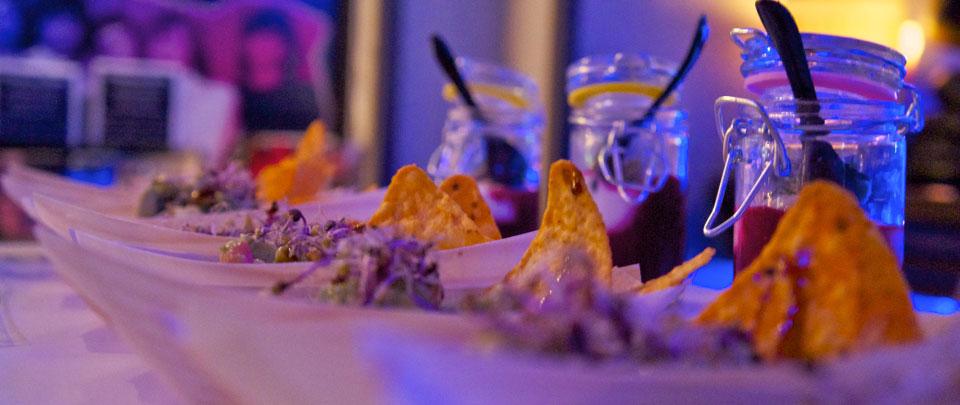 evento de catering